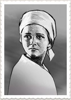 Богданова (в замужестве Кравцова) Надежда Александровна