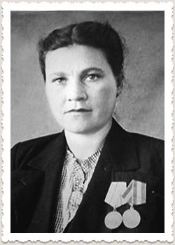 Черкасова Александра Максимовна