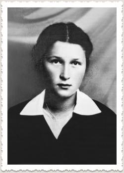 Довгер (Рыбак) Валентина Константиновна