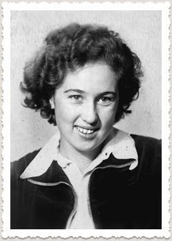 Харина (девичья фамилия – Иванникова) Ирина Михайловна