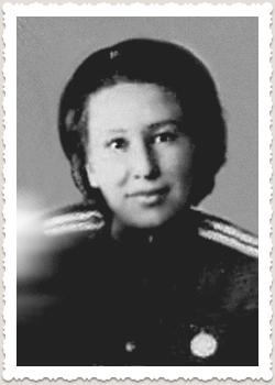 Распопова (Новикова) Наталья Ивановна