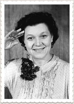 Шульженко Клавдия Ивановна