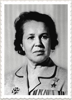 Тимофеева-Егорова Анна Александровна
